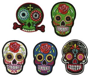 Ecusson-patche-Mexican-Tattoo-skull-ecussons-patches-au-choix-patch-DIY-brode
