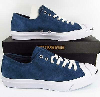 Converse Jack Purcell Ox Suede Leather