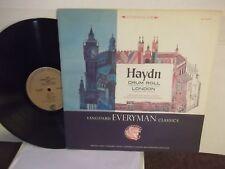 """Haydn Drum Roll Symphony"",Vanguard SRV 166SD,US,LP,stereo,classical,Mint-"