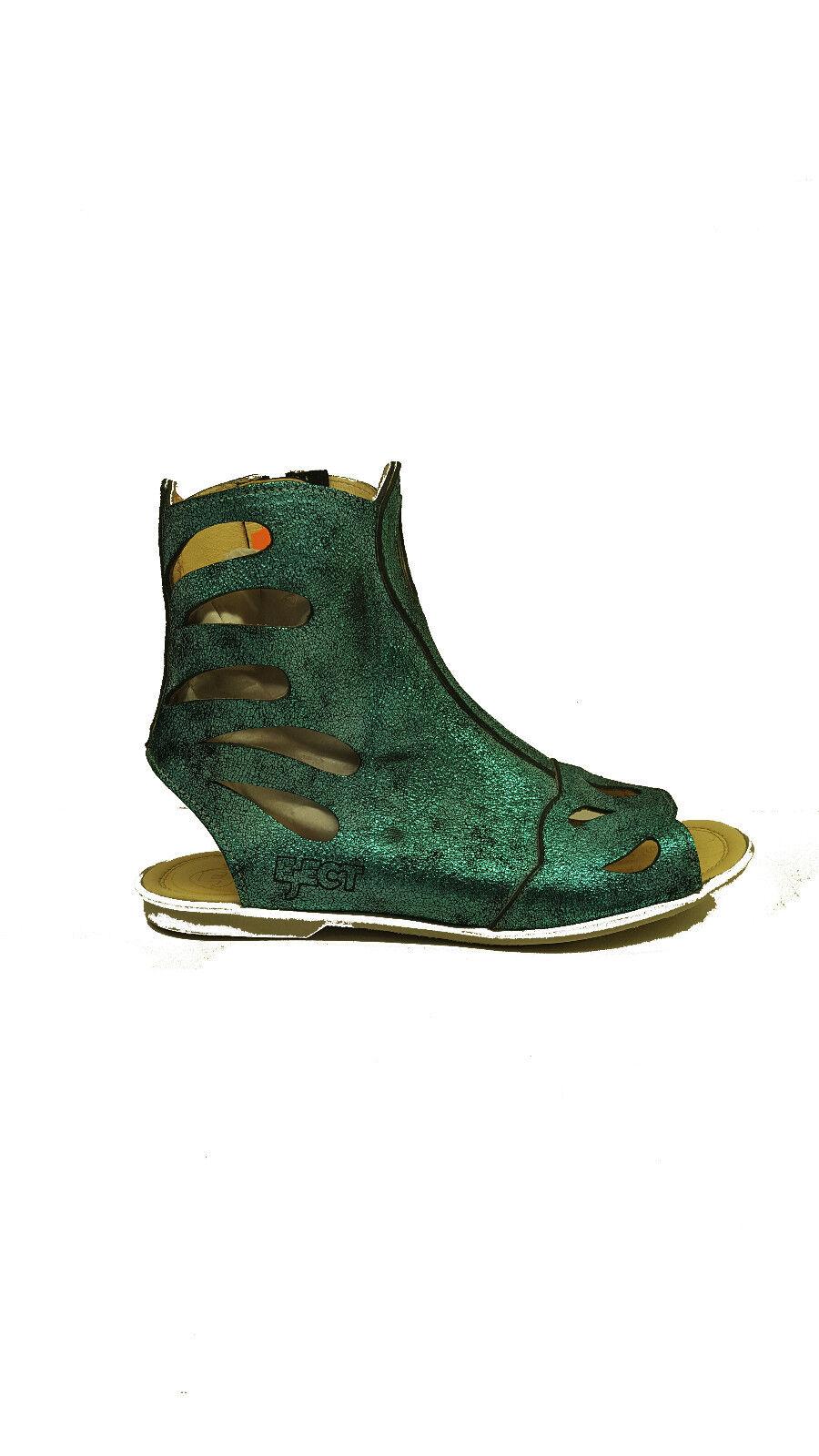 Eject Sandalen Fluffy blau,Gli sono stivali da donna classici sono blau,Gli popolari, economici e hanno dimensioni 53de8d