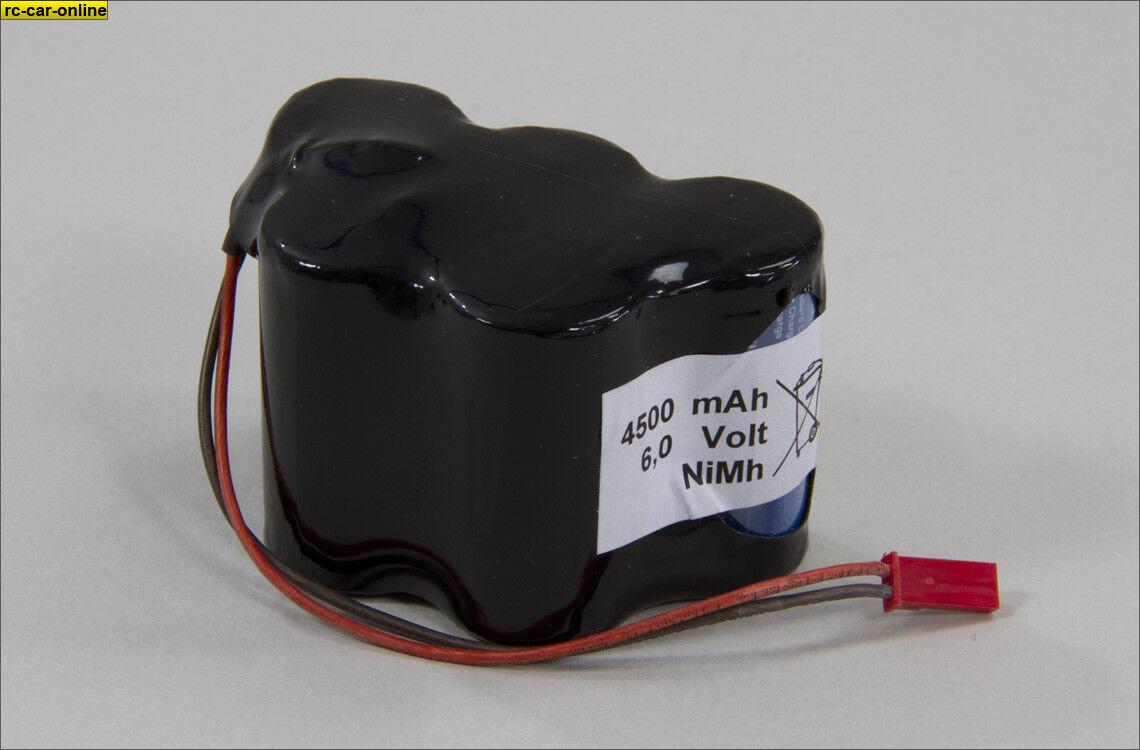 Hpi destinatarios batería 6v Hump 4500 mah ni-mh - 2018-receptor Hump Pack