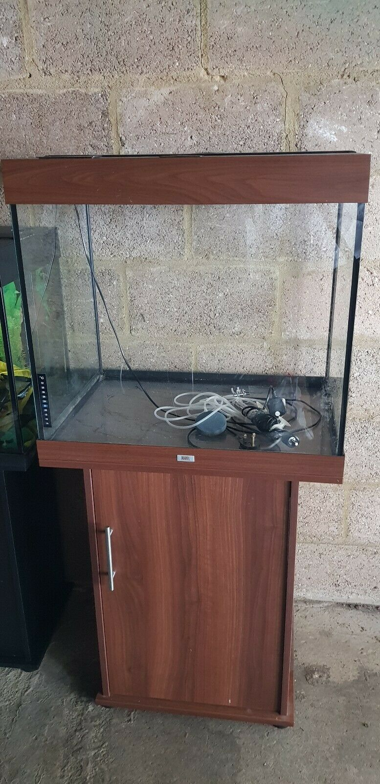 Juwel lido 200 litre fish tank and stand with external filter