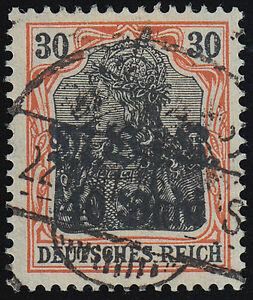 Dt-Besetzung-1-WK-Rumaenien-Mi-Nr-7-b-gestempelt-geprueft-Mi-W-150-5433