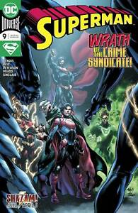 Superman-9-Wrath-of-Crime-Syndicate-DC-Universe-Comic-1st-Print-2019-unread-NM