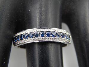 Image Is Loading 52 Tcw Designer Effy Blue Shire Amp Diamond