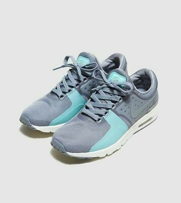 Haut Femme Nike Air Max Zero Gris Baskets 857661 001 UK 7 EUR 41 | eBay