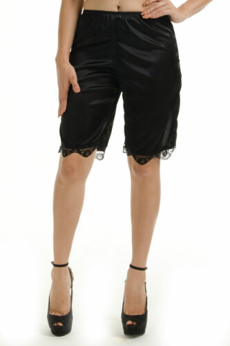 "Short 20/"" Length Women Lace Mini Pettipants Slip Bloomer S M L XL 2XL 3XL 150"