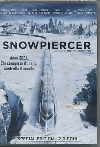 SNOWPIERCER-Edizione-Speciale-2-Dischi-di-BONG-JOON-HO-DVD-NUOVO