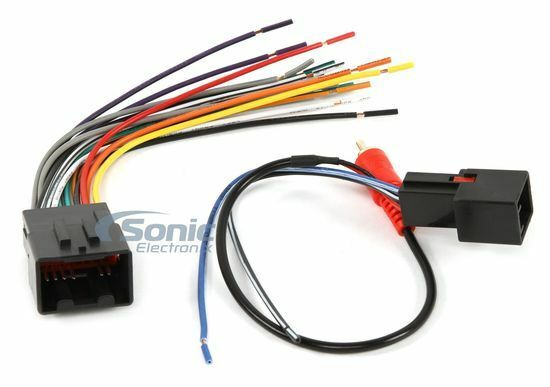 Metra 705517 Radio Wiring Harness For Ford Pre Plug 3 Rhebay: Ford Radio Pinout 3 Plug At Gmaili.net
