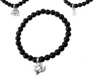 A94-Armband-Charm-Anhaenger-Damen-Perlen-Buddha-Mala-Bracelet-Bettelarmband