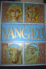 I Vangeli di Matteo Marco Luca Giovanni ed. Rizzoli 1958 volume illustrato