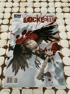 Locke-amp-Key-Keys-to-the-Kingdom-1-Netflix-TV-Show-Joe-Hill-NM-1st-Print-2009