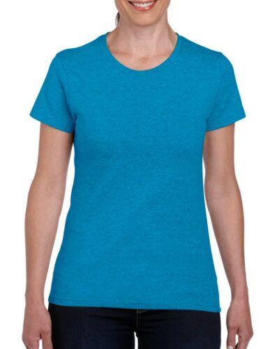 Gildan Damen Heavyweight T-Shirt Lady T Shirt S M L XL XXL
