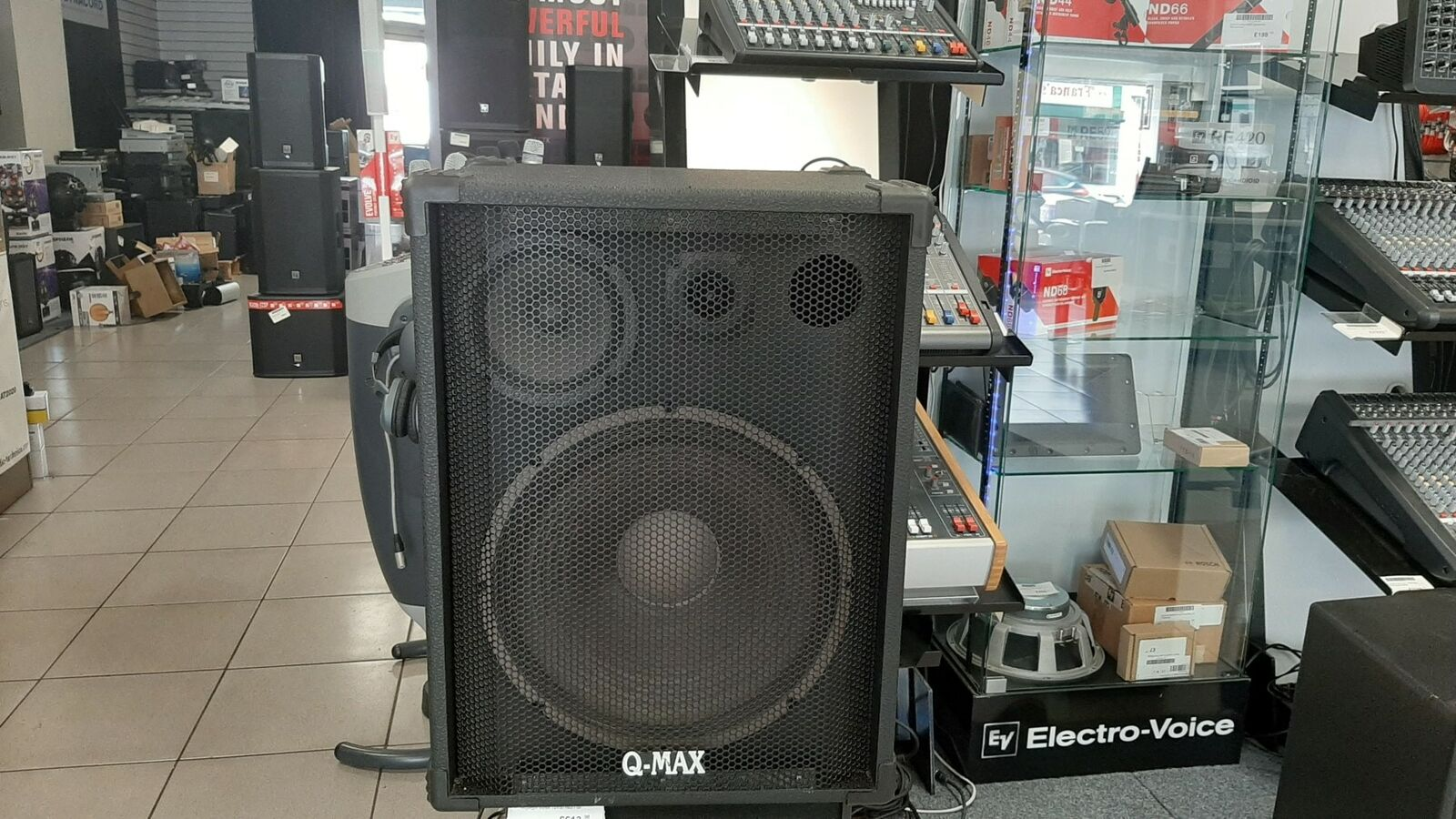 Qmax 15