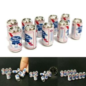 10Pcs-Set-Beer-Cans-1-12-Dollhouse-Miniature-Scene-Model-Mini-Beer-Cans-Kid-Toys