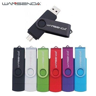 OTG 64GB USB Flash Drive For Smartphone Pen Drive 32GB 16GB USB Stick