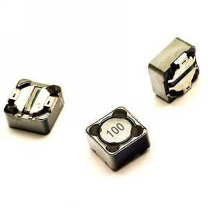 10PCS 10uH 100 SMD Shielded Power Inductors 7×7×4mm