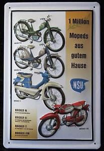 nsu quickly modelle moped mofa motorrad ebay. Black Bedroom Furniture Sets. Home Design Ideas