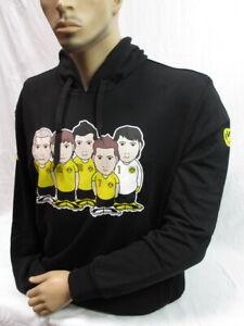 PUMA Herren Sweatshirt BVB Fan Hoody Hoddie Bor.Dortmund