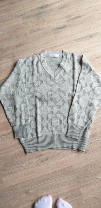 Treu Herren Pullover V-ausschnitt Warmes Lob Von Kunden Zu Gewinnen