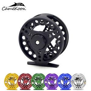 CAMEKOON-3-4-5-6-7-8wt-Fly-Fishing-Reel-Large-Arbor-Aluminum-SuperLight-Fly-Reel