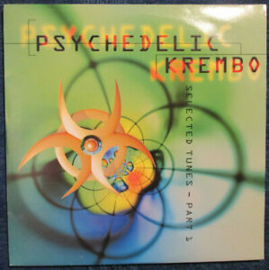 V-A-Psychedelic-Krembo-Selected-Tunes-Pt-1-2-x-Vinyl-LP-Israel-1996