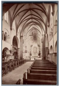 100% De Qualité Allemagne, Cologne Vintage Albumen Print. Tirage Albuminé 10x14 Circa 1