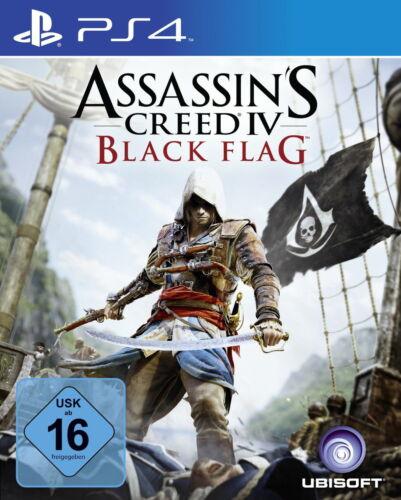 1 von 1 - Assassin's Creed IV: Black Flag (Sony PlayStation 4, 2013, DVD-Box)