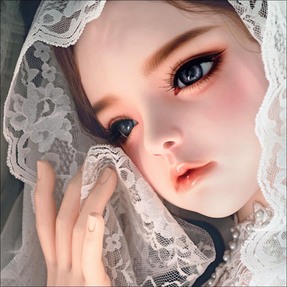 [Dollmore] 41  Muñecas Trinity Muñeca-decepcionados Marienne-LE10 (conjunto Completo)