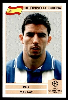 207 Panini Champions League 2001-2002 Roy Makaay Deportivo No