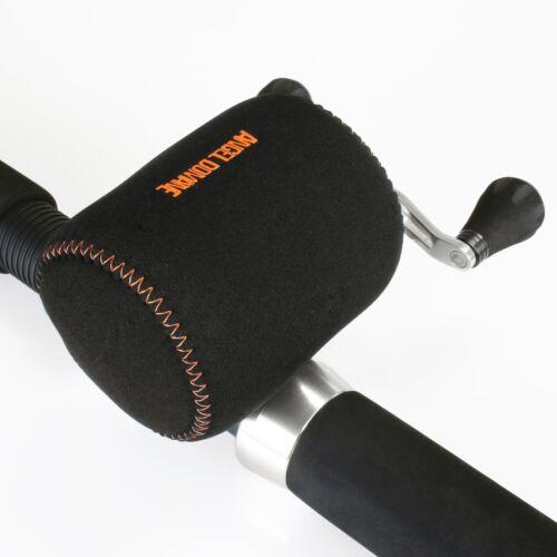 Neopren Rollentasche Reel Case für Round Profile Baitcast Multirollen