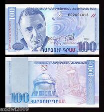 Armenia 100 Dram 1998  P-42  UNC