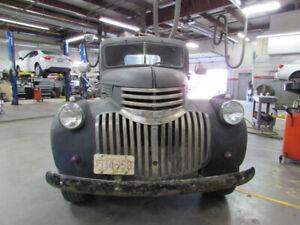 Rare 1946 Chev Truck