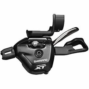 Shimano Deore XT SL-M8000 XT I-spec-B  Rapidfire pods, 2 3-speed, left hand  up to 42% off