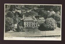 Somerset ASHCOTT 1933 John Fox Convalescent Home Aerial residents 1933 RP PPC