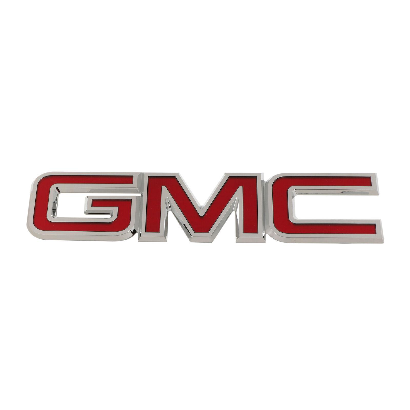 GMC GM OEM 88-00 C2500 Grille Grill-Emblem Badge Nameplate 12542030