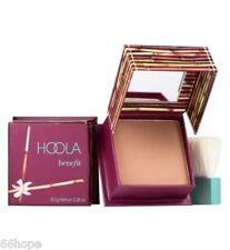 Benefit Cosmetics Hoola Box O' Powder Compact With Brush Full Size 0.28oz / 8g