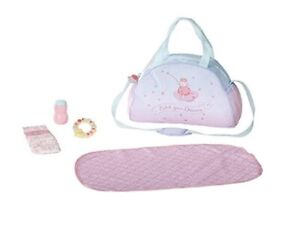 Zapf Creation Baby Annabell Baby Care Changing Bag Toy Playset & Accessories