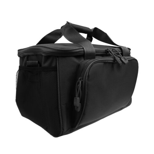 600D Canvas Fishing Tackle Bag Fishing Gear Bags Stalking Bag Fishing Pack