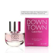 2-PACK Calvin Klein Her Fragrances Down Town Perfume, EDP Spray 1 oz. ea (2 oz.)