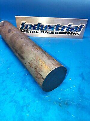 "2 1//4"" Diameter 1045 Steel Round Bar Stock 2.25"" x 12"" Length"