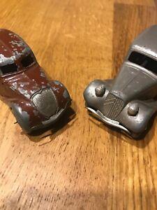 Pare-chocs-avant-Dinky-Toys-Moustache-pour-Traction-Avant-et-Peugeot-402-1932