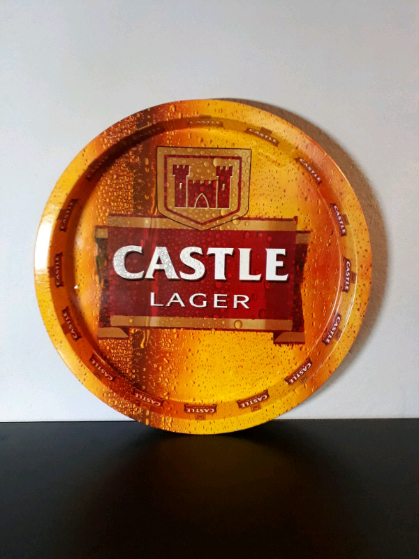 Castle Larger Drinking Tray