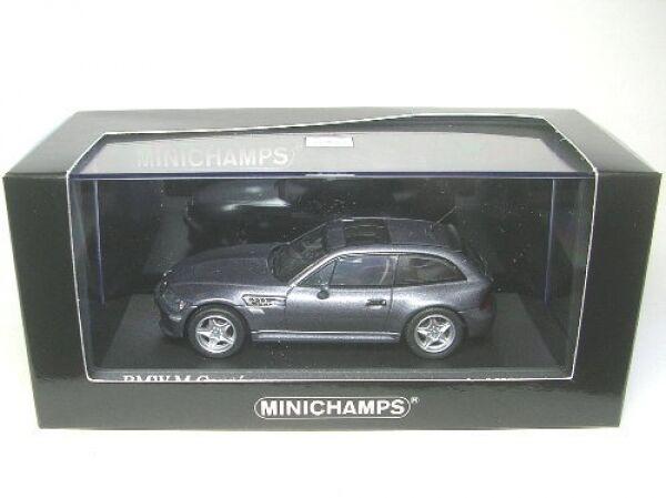 en linea BMW M Coupé (Acero gris Metálico) 2002 2002 2002 1 43  respuestas rápidas
