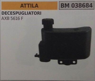FILTRO ARIA DECESPUGLIATORE ATTILA AXB 5616 F 132x112x20