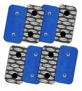 Electrodes-for-Compex-with-silver-pattern-film-with-2-SNAPS-8-units-set-50x100m