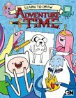 Learn to Draw Adventure Time by Cartoon Network Books (Paperback / softback, 2015)