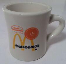 McDonald's Fine China Coffee Mug / Tea Cup - M Ware - VERY RARE - Vintage 1970s