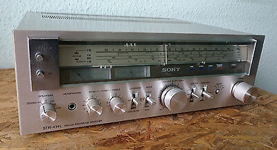 Vintage Sony STR-414L FM-AM Program Receiver