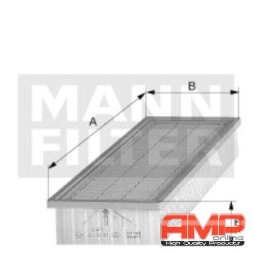 MANN-FILTER Filter Innenraumluft DEUTZ-FAHR Agroprima DX 4.31 4.51 Agroxtra 4.07
